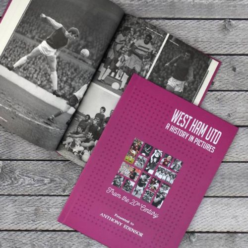 Personalised West Ham: A History In Pictures